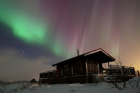 Golden circle cabin - with hot tub - Laugarvatn - Cabana