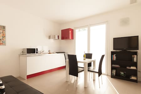 New stylish with terrace & carpark - Venice