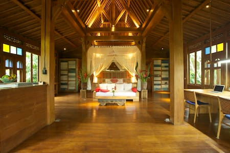 The Royal Limasan at Pondok Wahyu