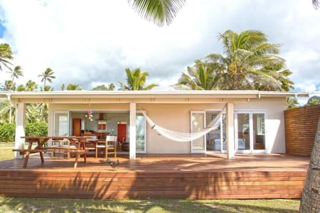 Pouara Villa Stunning Ocean Views - Matavera District