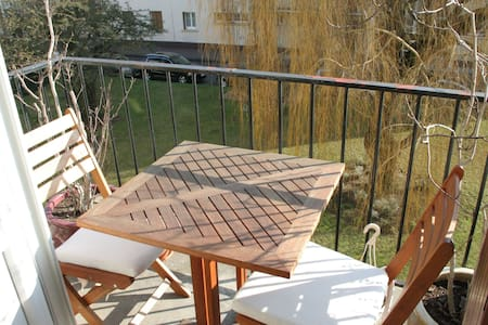 Big cosy flat 15 min from Paris - Appartamento