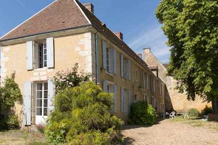 Charming Normandy Country Home - Condeau - Haus