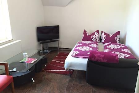 Ferienzimmer am Templiner See - Poczdam - Apartament