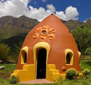 Dome house in the Sacred Valley - Pisac - Bungalow