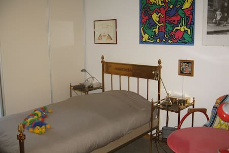chambre dans un petit appartement - Montigny-lès-Metz