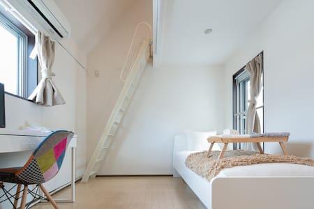 ◆Free WIFI◆2min Shinjuku!Cozy room/Samurai R8 - Apartment
