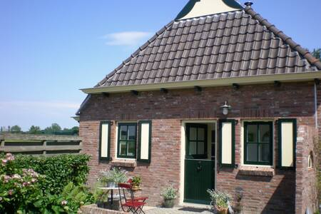 Te huur woning de Vlier, Onderdendam - Kisház