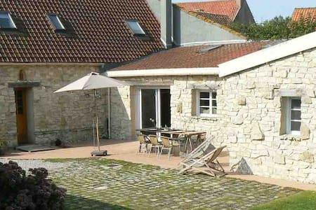 Belle maison de vacances - Beuvrequen - Haus