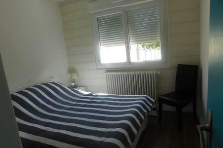 Chambre au calme - Saint Brieuc - Haus