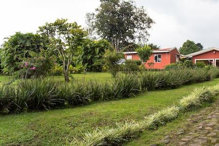 Villa Panchoy B. - San Pedro de Poás - Apartment