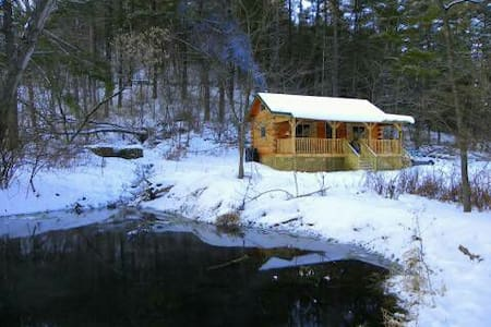 Springside Cabin in Driftless Area - Soldiers Grove