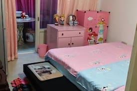 Picture of 粉色童年温馨小屋,自带阳台A3,交通便捷