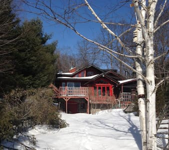 Lake-House close to Tremblant and nature reserves - Saint-Faustin-Lac-Carré