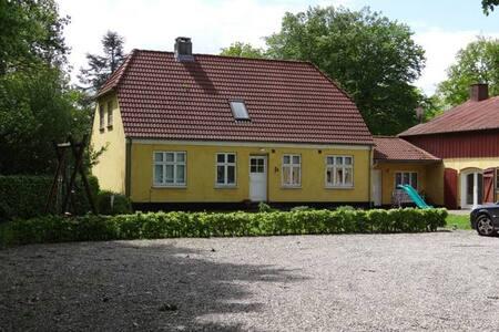 Skovfogedbolig tæt på Tyskland - House