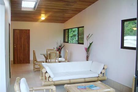 Quepos,1 bdrm studio-$45-60/day - Quepos - Apartment
