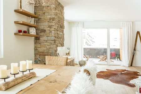 Alpine Chic Apartment, 3 bedrooms - Wohnung