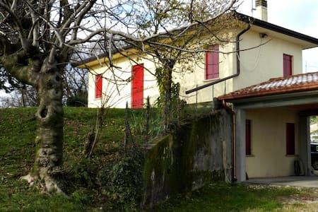Casa Giorgina on the Prosecco hills - House