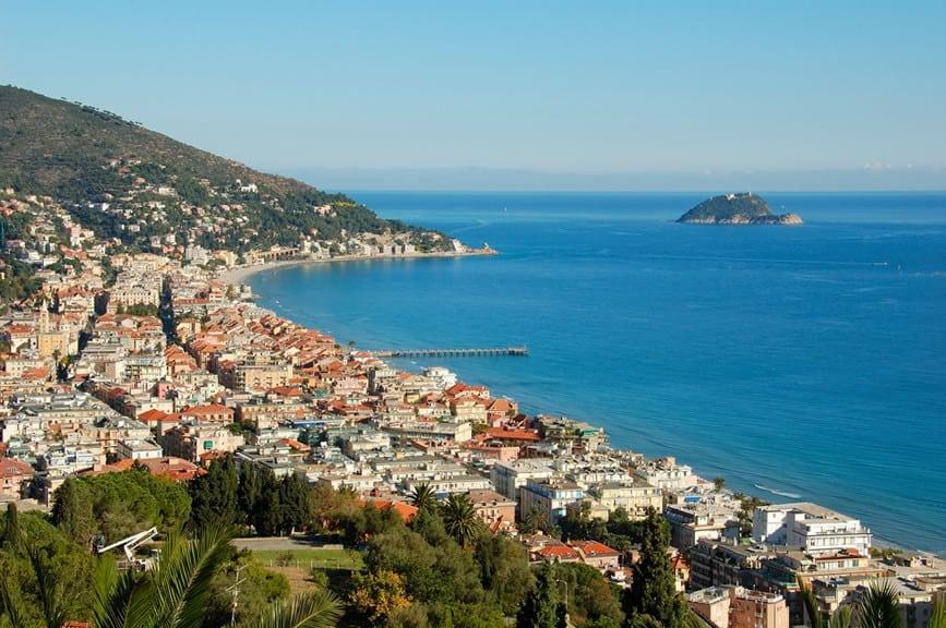 Albenga Case al Mare a basso costo in rubli