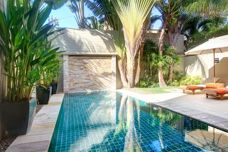 2 Bedroom Pool Villa in Phuket