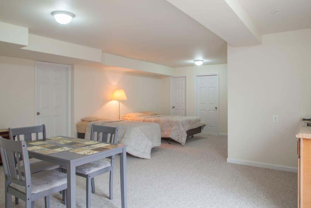 walkin basement apartment full bath houses for rent in woodbridge