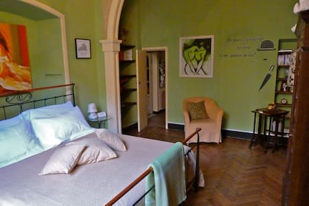 "B&B Villa Devoto "" CAMERA POESIA"" - Rapallo - Bed & Breakfast"