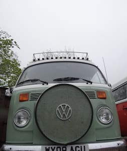 Minto the VW Van - Dornoch - Camper/RV