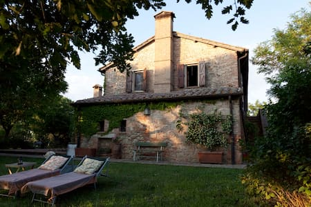 TUSCANY COUNTRY HOUSE AND TRADITIONAL CUISINE - Cetona