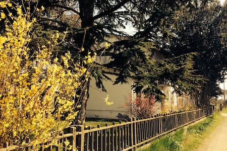 casolare tra Bologna e Ravenna - Apartamento