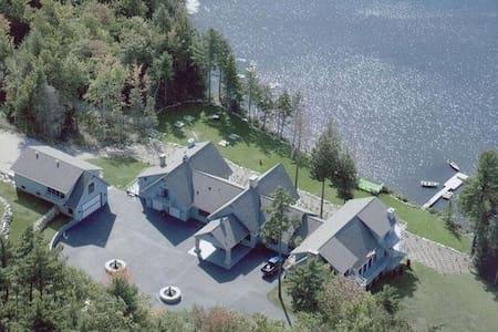 Maine Mountain Mansion, - Huis