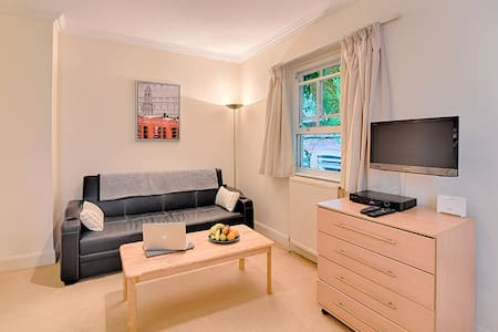 Homely studio @ amazing location - Apartment