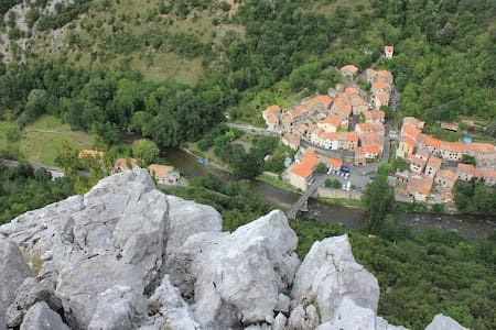 Charming village, stunning views - Saint-Martin-Lys - Dom