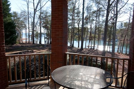 1700sqft Lake House, what a view! - Haus