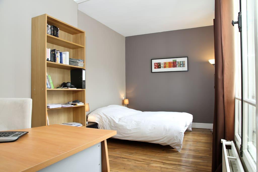 Charming apartment Batignolles