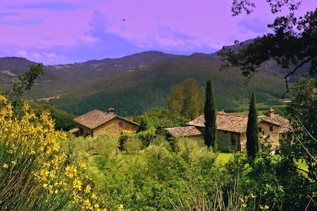 Charming Countryhouse in Umbria - San Pietro A Monte - House