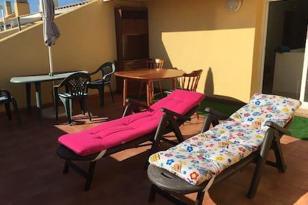 Alquiler Dúplex, Oropesa del Mar, Playa la Concha - Appartement