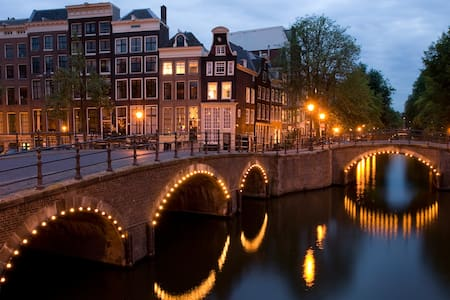 Best spot of Amsterdam!