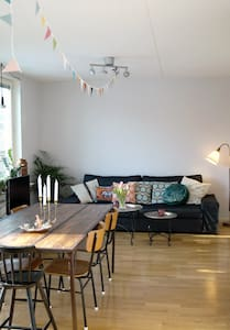 Spacious family apartment  - Bagarmossen  - Huoneisto