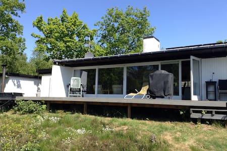 Summerhouse in quiet environment. - Ebeltoft - Rumah