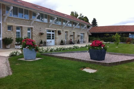 La grange champenoise - auménancourt - Bed & Breakfast