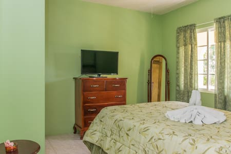 Room close To Beach In Jamaica! - Hellshire - Bed & Breakfast