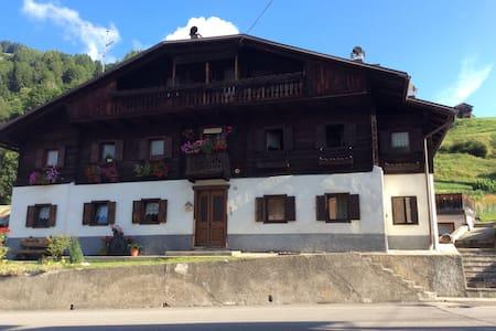 Casa rustica Comelico Cadore - Hus