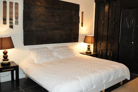 Superbe chambre en centre ville b and b - Bed & Breakfast