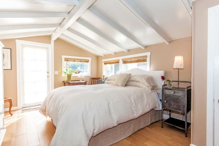 Beach Cottage- A Simple Sanctuary - Stinson Beach - Σπίτι