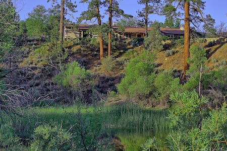175+ Acre Mountain Valley Retreat & Dude Ranch - Frazier Park