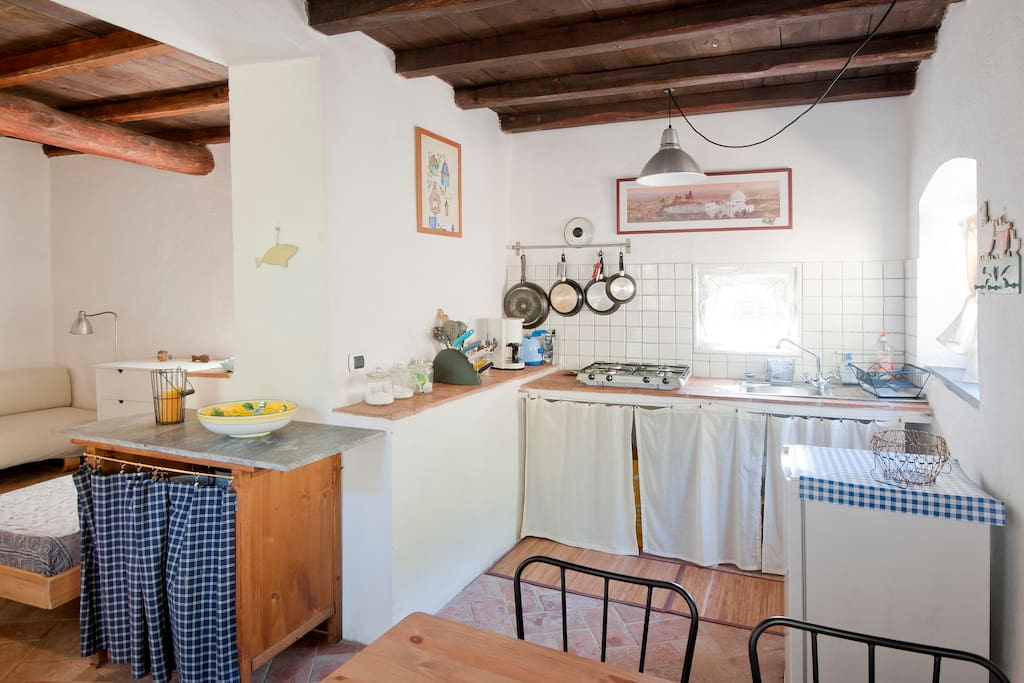 Independent apt near Cinque Terre