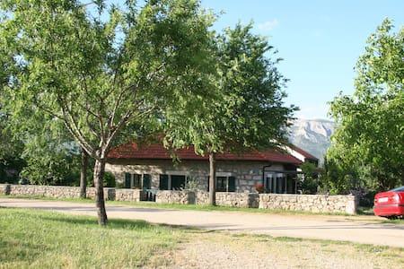 """Stone house """"Cvitkovi dvori"""" - studio - Apartment"""