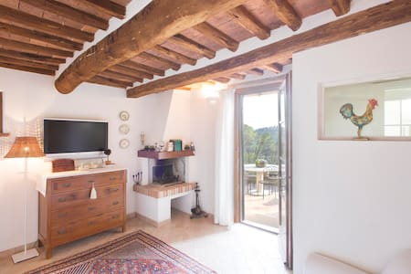 La Piantatina Holidays Tuscany C - Rumah