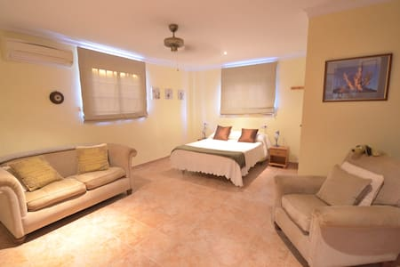 Private Studio apartment for two in Algodonales. - Appartement