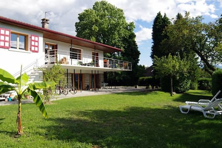 Aix les Bains T3 60m² 3* LAKE VIEW - Ev