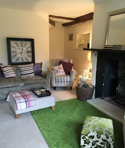 Cosy cottage near Bath- sleeps 6 - Bathford - House